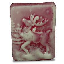 New Reindeer Shaped Soap - Handmade in Usa