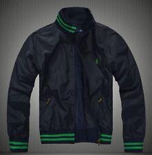Ralph Lauren Mens Jacket In Blue XL. Luxury. Prestige. Men Nylon Jacket