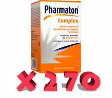 PHARMATON COMPLEX 270 CAPS CON MONOVARSALUD