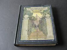 A Child's Garden of Verses by Robert Louis Stevenson -C.Scribners, NY-1905 Book.