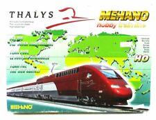 Spur H0 Mehano T675 Hochgeschwindigkeitszug Thalys 4-teilig OVP (1055D)