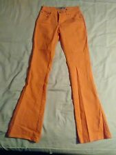 Nine planet light orange jeans size 1
