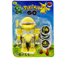Baby Kids Robot Launchers Outdoor Toy Gifts For Boys/kids