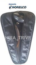 Philips Norelco RQ11 Shaver Bag ONLY 1150X 1160X Travel Case Black Soft 2D Read