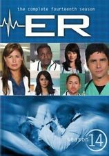 Er Complete Fourteenth Season 0883929156658 DVD Region 1 P H