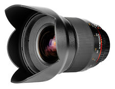 Samyang 24mm T1.5 Ed as If UMC VDSLR for Sony a 2 Years