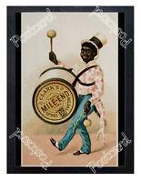 Historic Clark's Cotton Thread Advertising Postcard 2