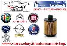 FILTRO OLIO ORIGINALE TECNOCAR ALFA ROMEO BRERA 1.8TBi - 2.0 JTDM