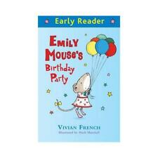 Emily Mouse's Birthday Party by Vivian French, Mark Marshall (illustrator)