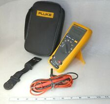 Fluke 179 True Rms Kit Light Use Comes As Shown Very Clean Plastic On Display