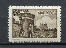 35747) POLAND 1948 MNH** Philatelic Exhibition, Torun 1v. Sc...