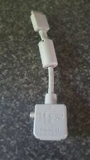 SONY PLAYSTATION 1 PS1 PS2 NAMCO G-CON NPC-103 Light Gun Dongle AV Adaptor
