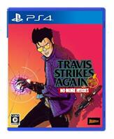 (JAPAN) Travis Strikes Again: No More Heroes Complete Edition - PS4 video game