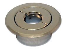 "Replacement Split Fire Sprinkler Recessed Escutcheon Chrome- 1/2"" IPS"