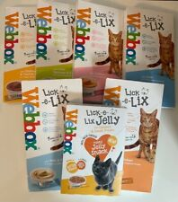 Webbox Lick-e-Lix Variety Pack (Pack of 7)