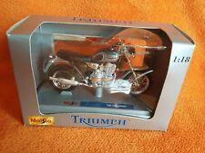 Maisto 1 /18 Motorcycles Triumph Thunderbird Model