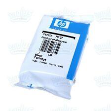 Genuine HP 27 Black Ink DeskJet 3320 3420 3651 3740 3520 3845 3745 3847 FAX 1240