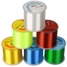 500M Nylon Fishing Line Super Strong Monofilament Quality Saltwater Carp Fishing