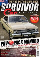 LIMITED STOCK - SURVIVOR CAR AUSTRALIA FALCON GT MONARO GTS CHARGER RT ISSUE 11