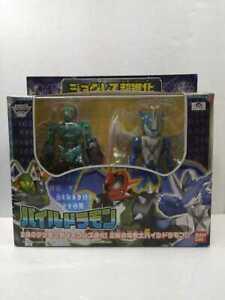 Jogress Super Evolution Digivolving Bandai Digimon Adventure 2 Paildramon Figure