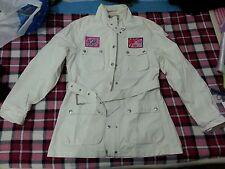 Lotto 383 giacca donna beyond TG.xl bianco k-way