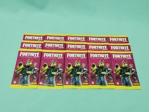 Panini Fortnite Reloaded Serie 2 Trading Card 15 Booster / 60 Karten