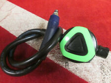 SCUBA DIVING PRE-OWNED OCEANIC DELTA SECOND STAGE REGULATOR ADJUSTABLE AIR FLOW