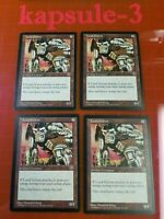 4x Lead Golem | Mirage | MTG Magic The Gathering Cards