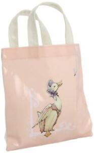 Jemima Puddle Duck - Children's PVC Coated Canvas Mini Tote bag Shreds Asstd
