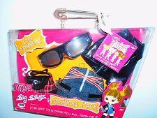 ABITO BRATZ BIG BABYZ PUNK STYLE FASHION PACK 2005 5170N