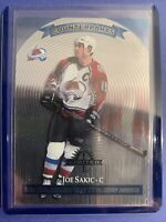 1997-98 Donruss Limited Counterparts #36 Joe Sakic Colorado Avalanche B Nicholls