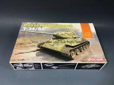 DRAGON 7564 1/72 Panzerkampfwagen T-34/85