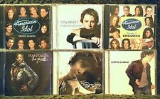 American idol CD set