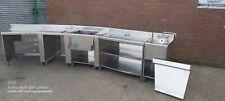 More details for imc bartenter back bar stainless modular system, 350cm total length  £1250 + vat