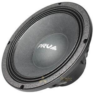 "PRV Audio 10"" Mid Woofer Speaker 4 Ohm 1000 Watts Max Power 10W1000-NDY-4 Single"