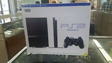 Sony Playstation 2 PS2 Slim SCPH-70012CB Charcoal Black NEW FACTORY SEALED