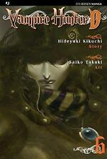 manga VAMPIRE HUNTER D 06 - jpop - nuovo - j-pop