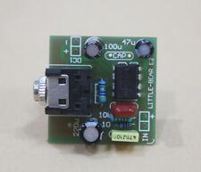 LITTLE BEAR E2 Guitar Bass pedal effect headphone amplifier amp board kit UK