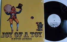 LP KEVIN AYERS Joy Of A Toy  (Re) - Tapestry TPT 255 - STILL SEALED Soft Machine