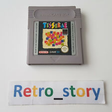 Nintendo Game Boy Tesserae PAL