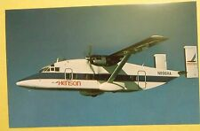 Henson Airlines The Piedmont Regional Airline Short Sd3-30 N896Ha Postcard
