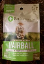 Pet Naturals of Vermont - Hairball, Daily Digestive, Skin + Coat Support 30days