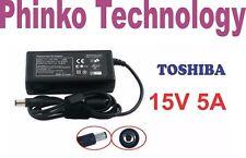 New Power Adaptor TOSHIBA Tecra TE2100 TE2300 700 740 M1 M2