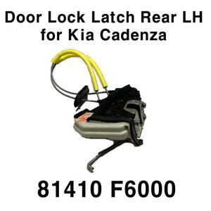 [Express] OEM Door Lock Latch Actuator Rear LH 81410F6000 for Kia Cadenza 17-20