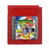 Super Mario Land 2: 6 Golden Coins for Game Boy Nintendo GBC Cartridge Console