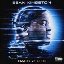 Sean Kingston-BACK 2 Life (CD NUOVO!) 886919894226