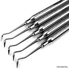 5er carbono dental set 499/1 relleno instrumentos composite tope natra relleno