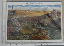 ARCTIC TUNDRA POSTAGE STAMP FULL SHEET - UNOPENED