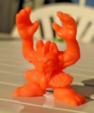 MIMP monster in my pocket rare neon red goblin lutin NR 27 morrison meg matchbox