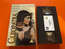 Cleopatra VHS - Cardboard Case / Box - Elizabeth Taylor / Richard Burton